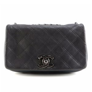 Chanel New Chic Diamond Quilted Medium Flap Bag